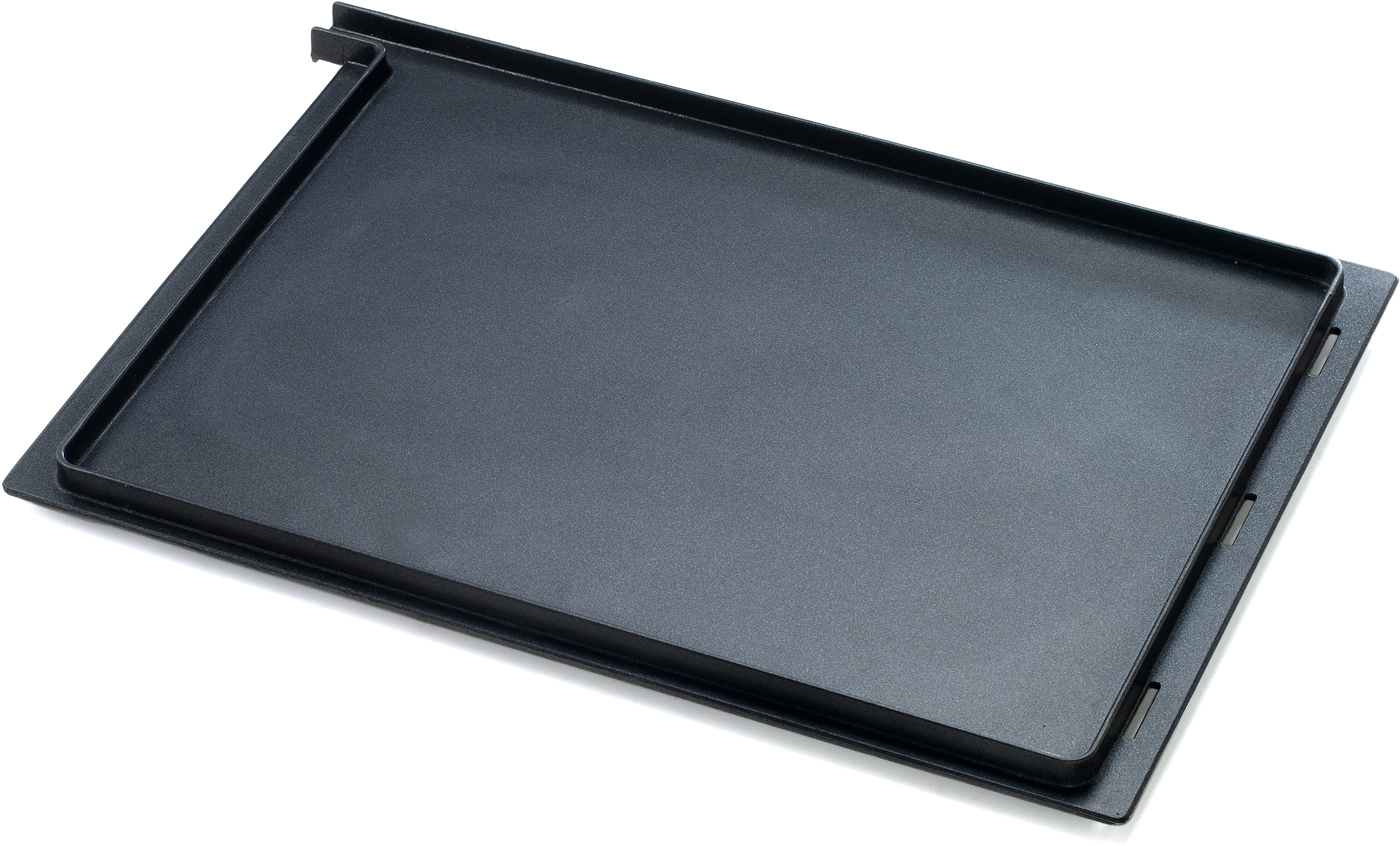 DeLonghi Black Griddle Plate Accessory