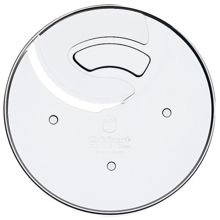 Cuisinart Mini-Prep Thin Slicing Disc, 2 mm
