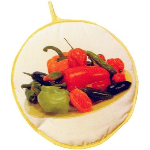 Camerons Bell Peppers Design Tortilla Warmer