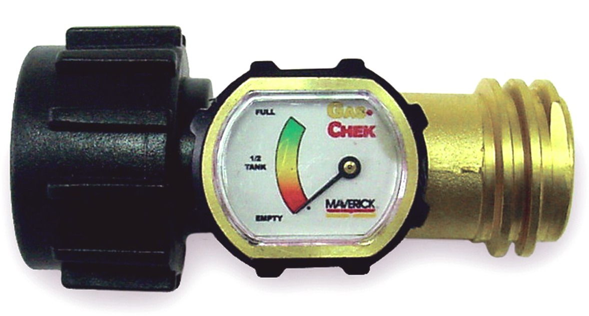 Maverick Gas Check Analog Propane Level Indicator