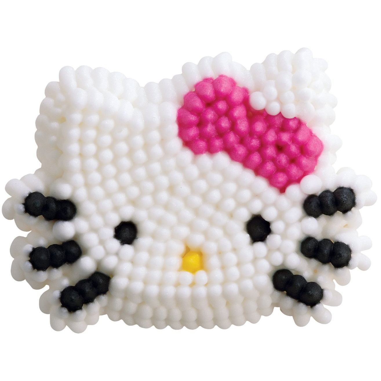 Wilton Hello Kitty Sugar Icing Decoration, Set of 12
