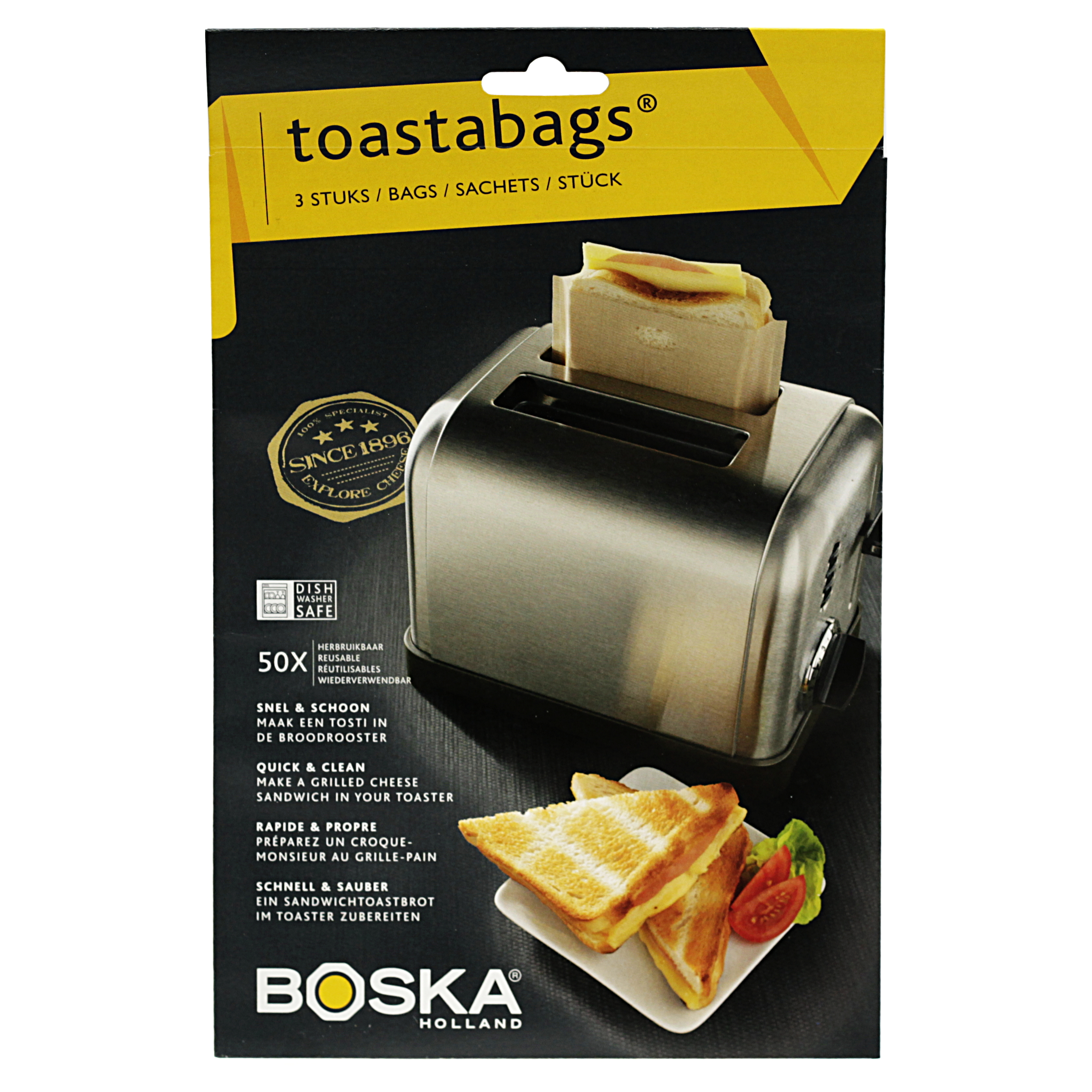 Boska Holland Taste Toastabag