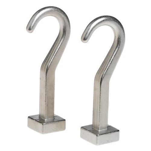 JK Adams Metal Pot Hook, Set of 2