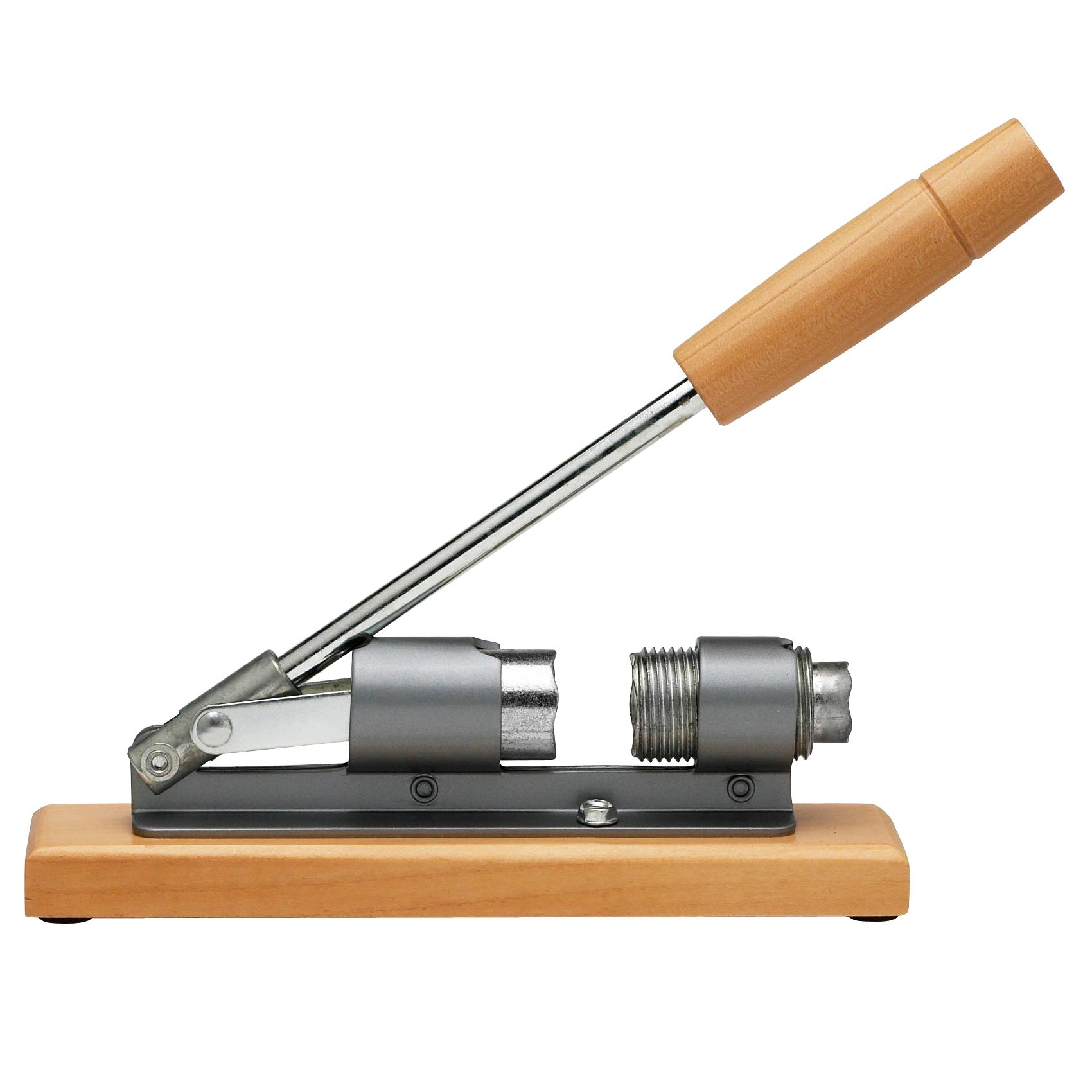 Reed's Rocket Steel Nutcracker
