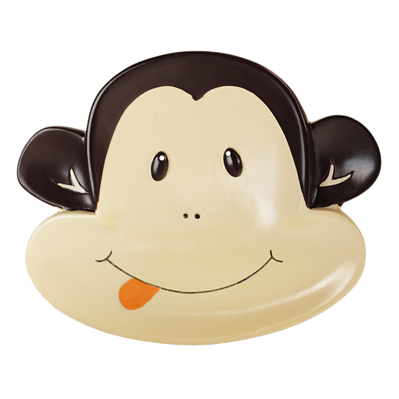 Mainstays Monkey Resin Bathroom Soap Dish