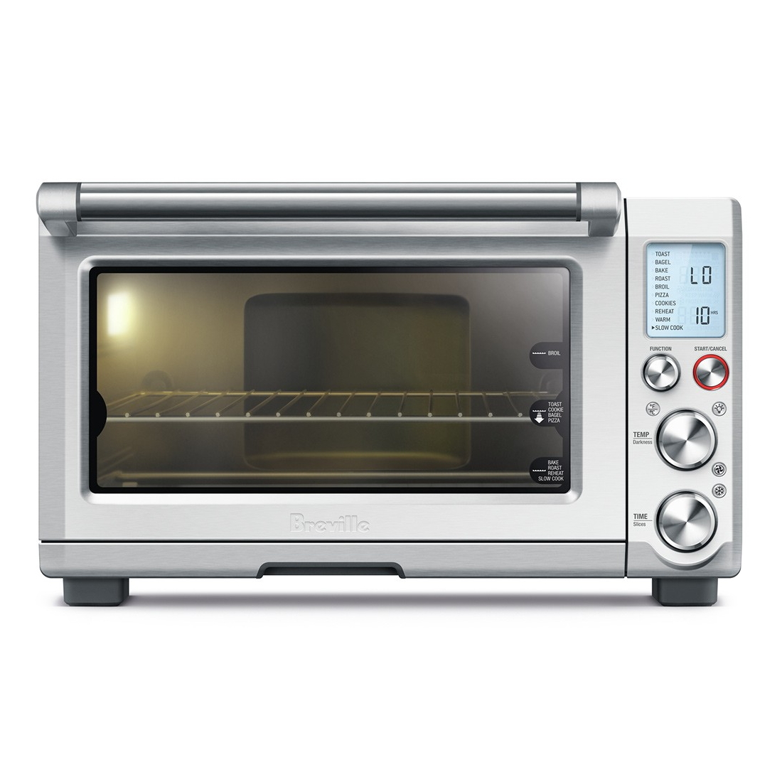 Breville The Smart Oven Pro Silver Toaster Oven