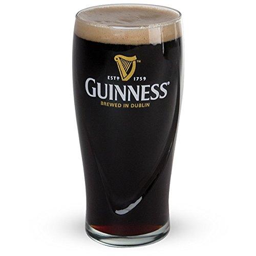 Luminarc Licensed Guinness Gravity 20 Ounce Beer Glass, Set of 4