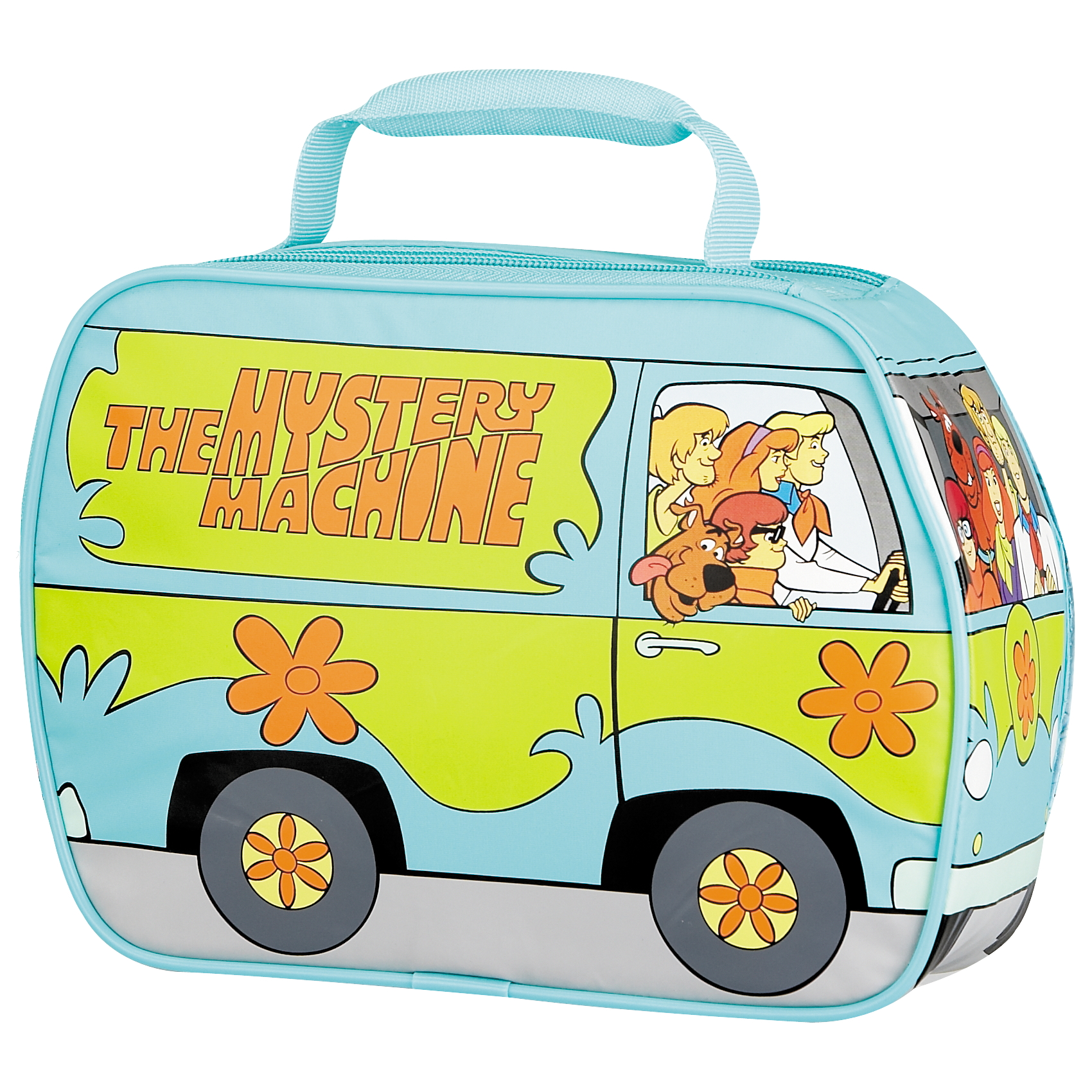 Thermos Scooby-Doo TV Show Mystery Machine Insulated Novelty Lunch Bag
