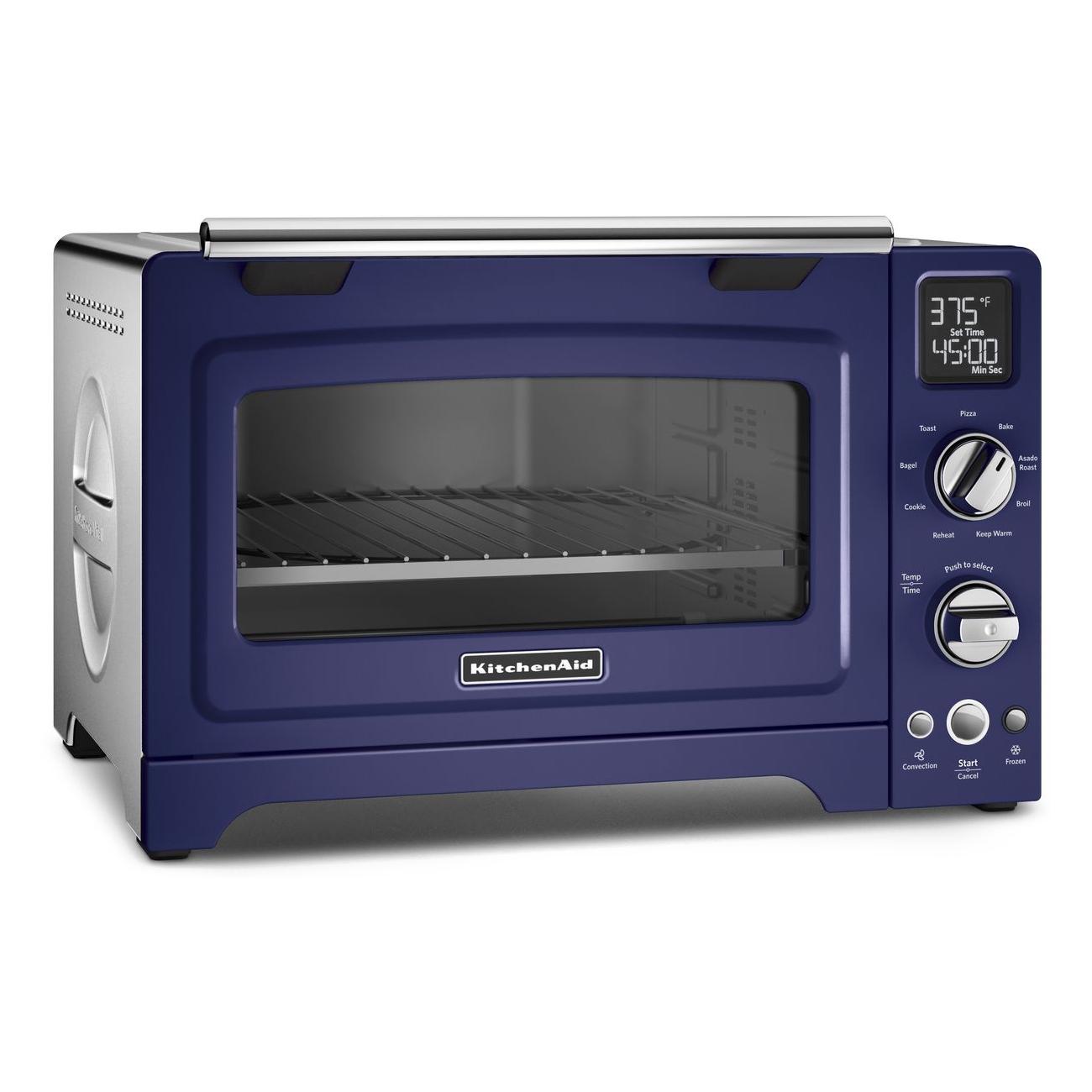 KitchenAid Cobalt Blue Digital Convection Oven