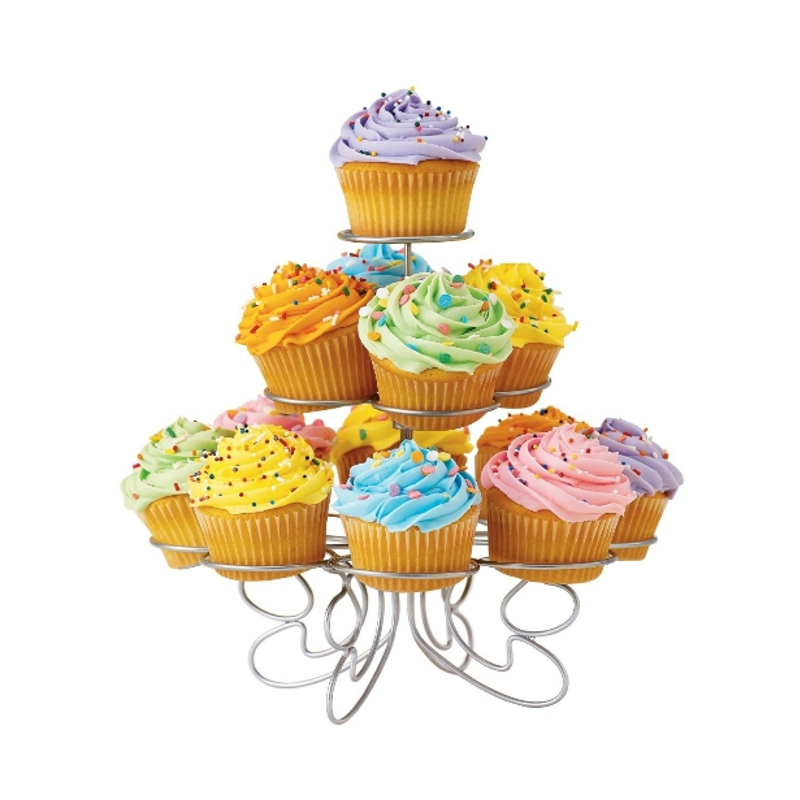 Wilton Cupcakes 'N More 13 Count Cupcake Stand