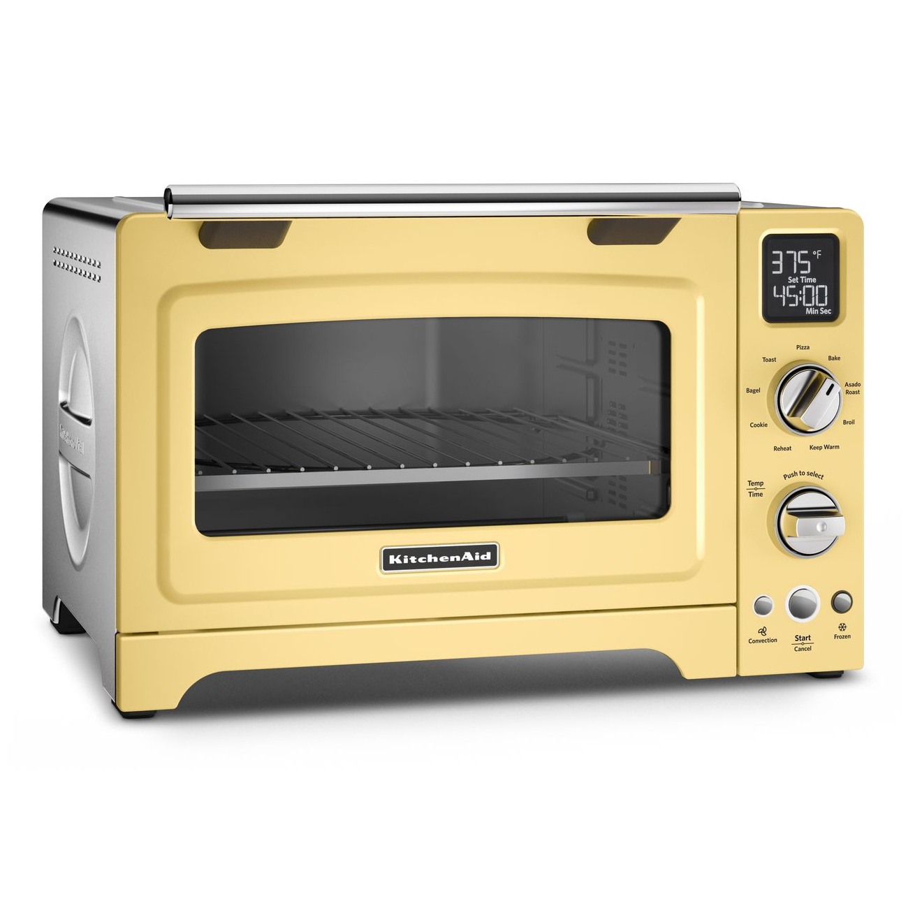 KitchenAid Majestic Yellow Digital Convection Oven