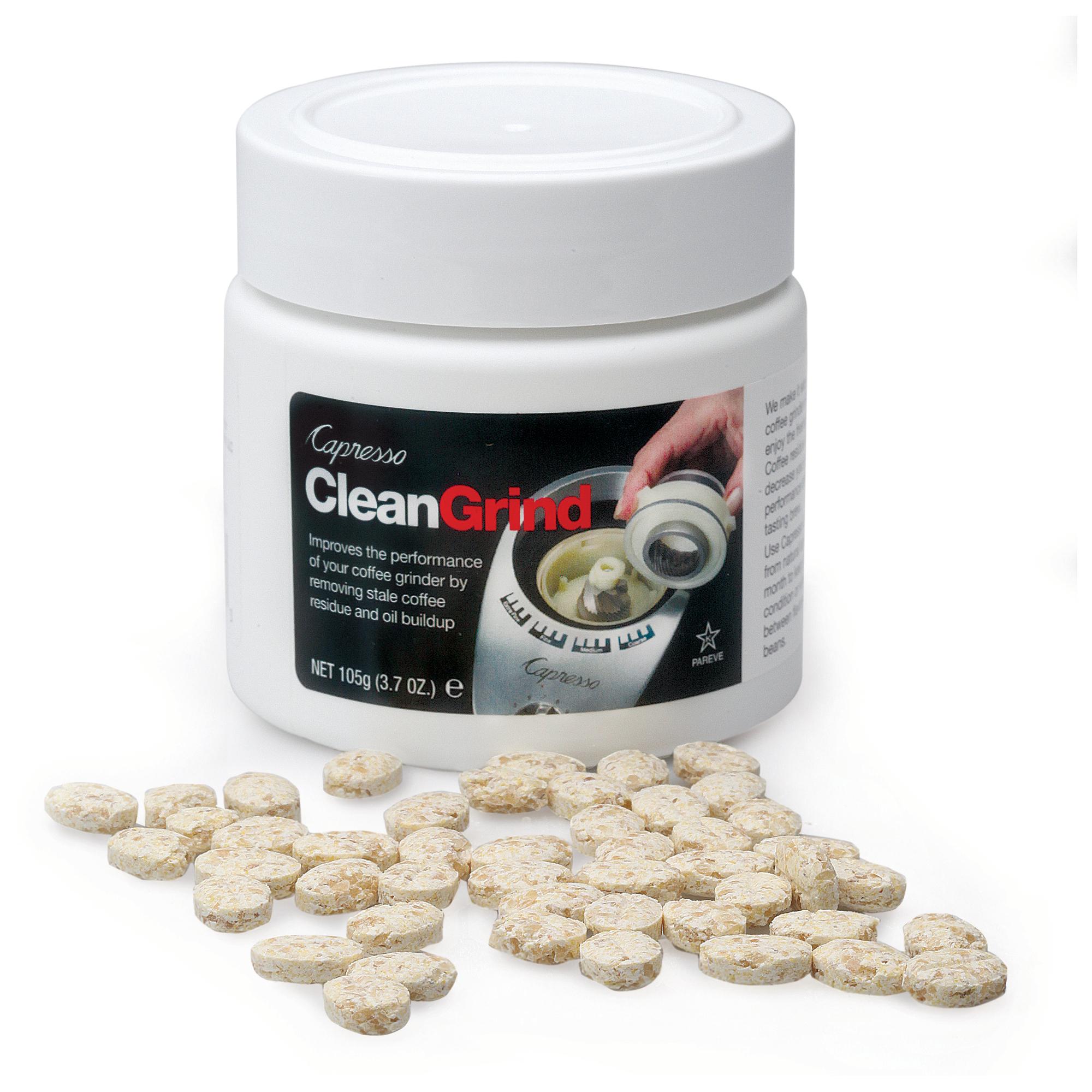 Capresso 3.7 Ounce Clean Grind Pellets