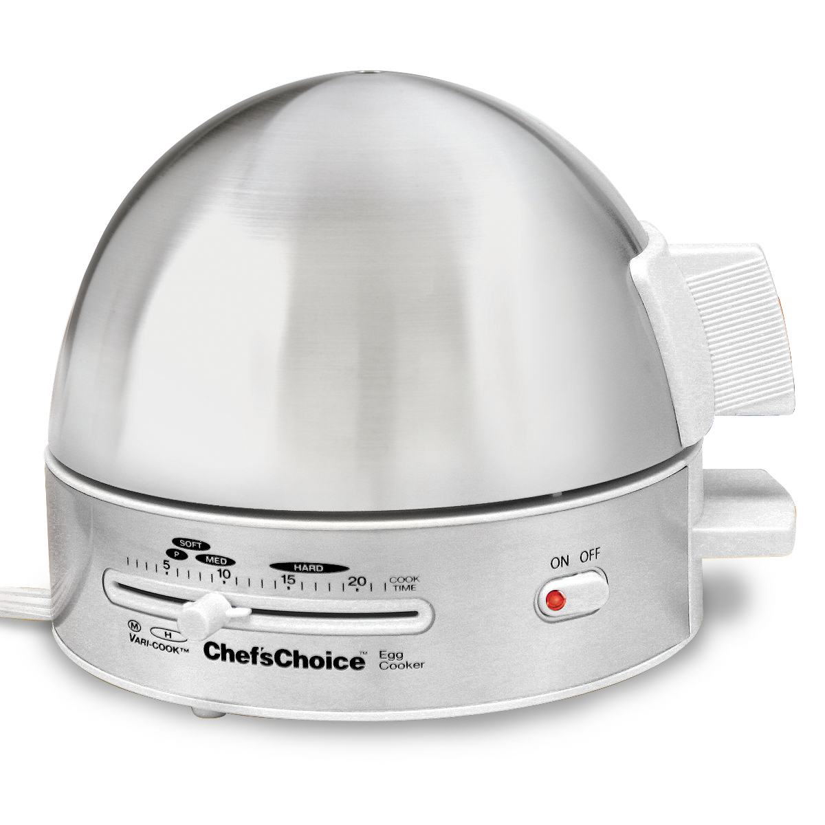 Chef's Choice White M810 Gourmet Egg Cooker
