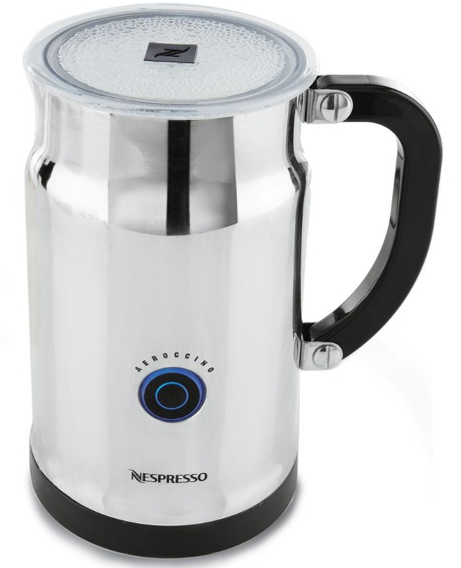 Nespresso Aeroccino Plus Electric Milk Frother