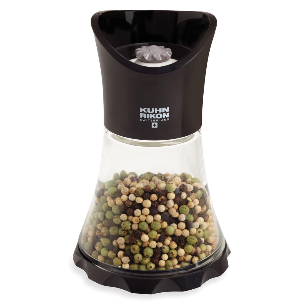 """Vase Grinder, Kitchen 5.5"""" (black)"""