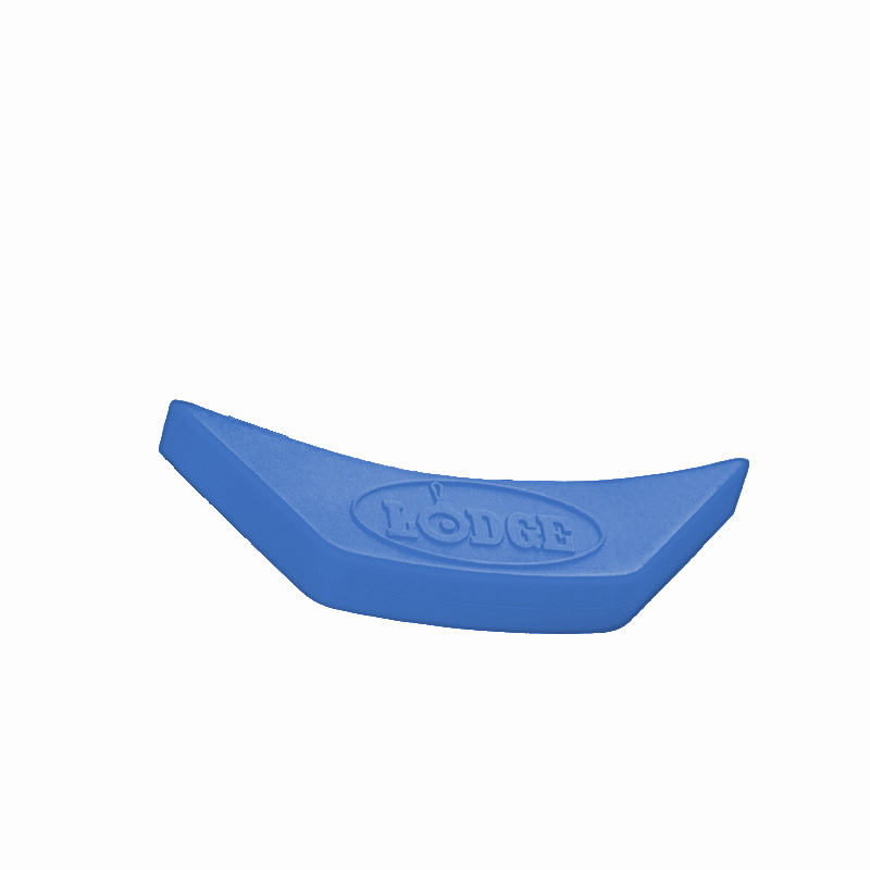 Lodge Blue Silicone Assist Handle Holder
