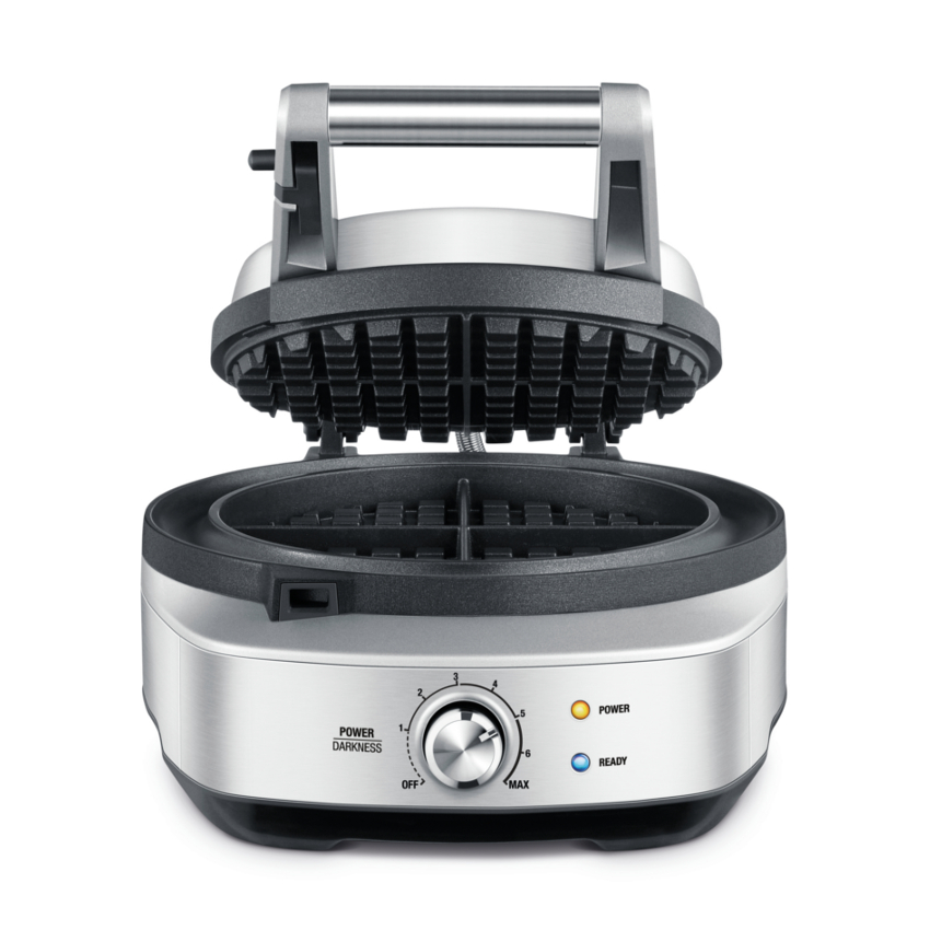 Breville No-Mess Classic Waffle Maker