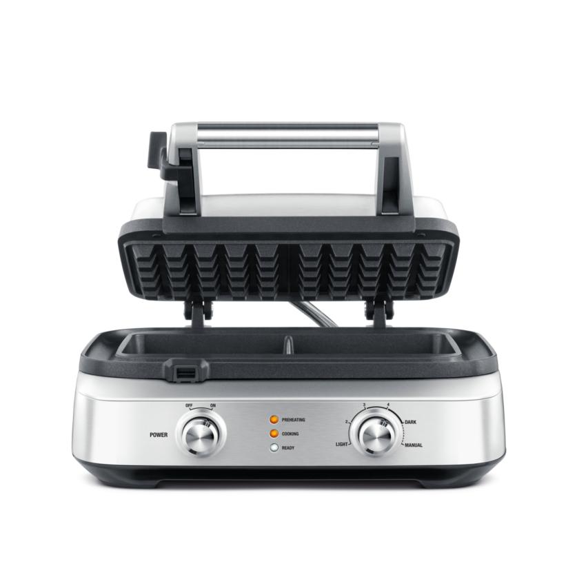 Breville 2-Slice Smart Waffle Pro Maker