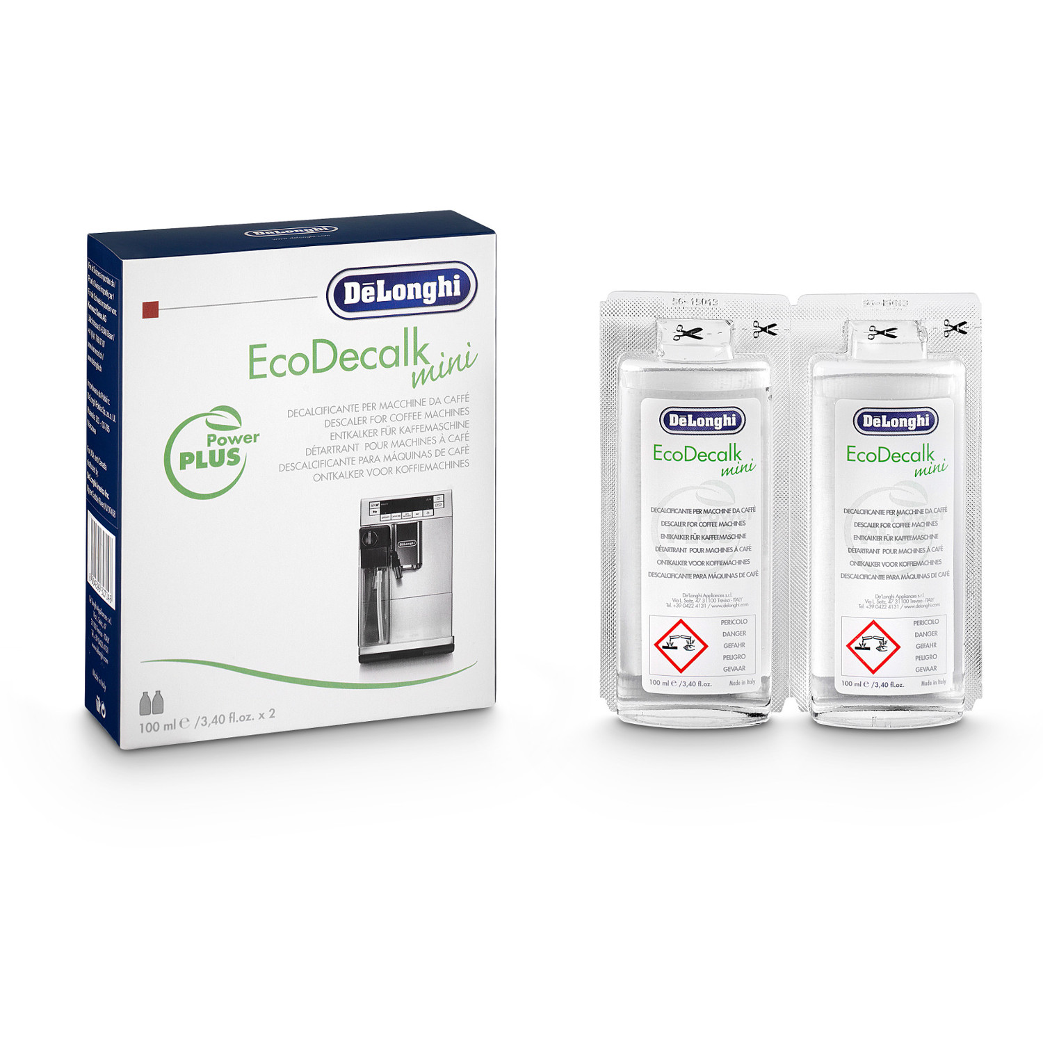 Braun Mini Descaling Solution, Pack of 2