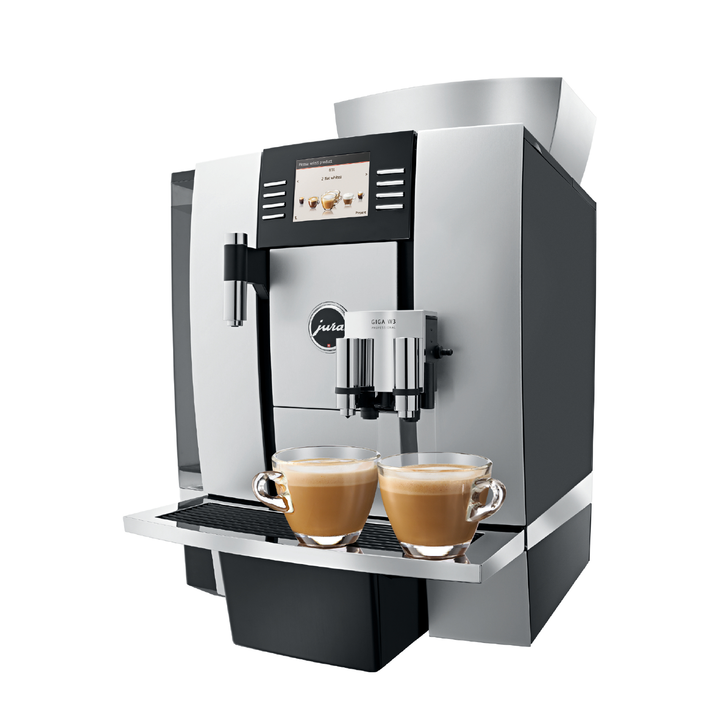 Jura GIGA W3 Professional Automatic Espresso and Coffee Machine