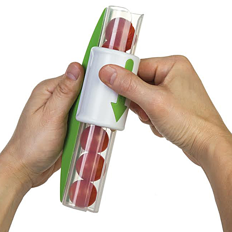 Progressive Prep Solutions Cherry Tomato and Grape Slicer