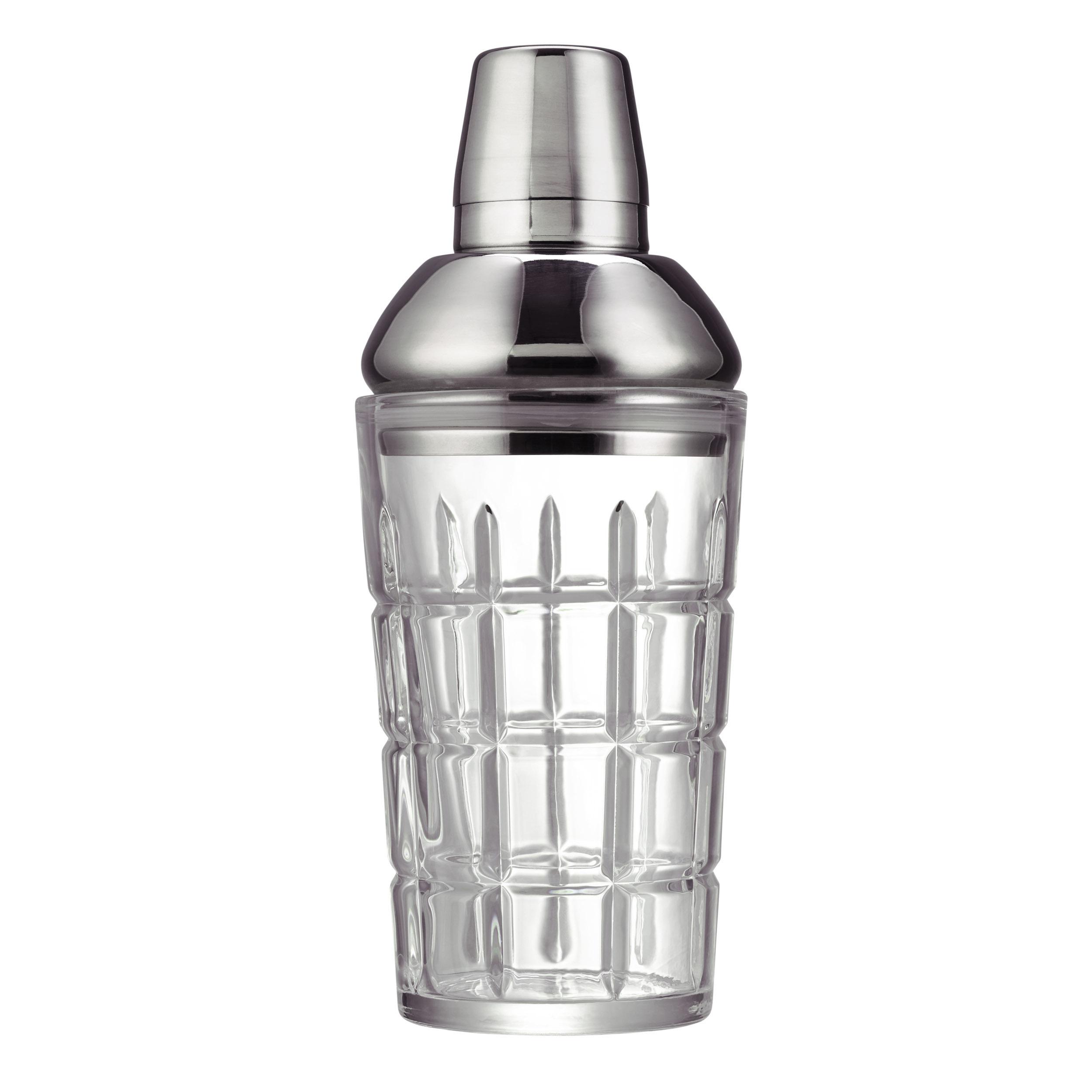 Artland Newport Glass 18 Ounce Cocktail Shaker