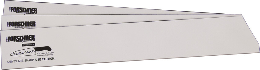 Victorinox Forschner Edge-Mag 3 Piece Magnetic Knife Blade Protector Set, 12.5 Inch