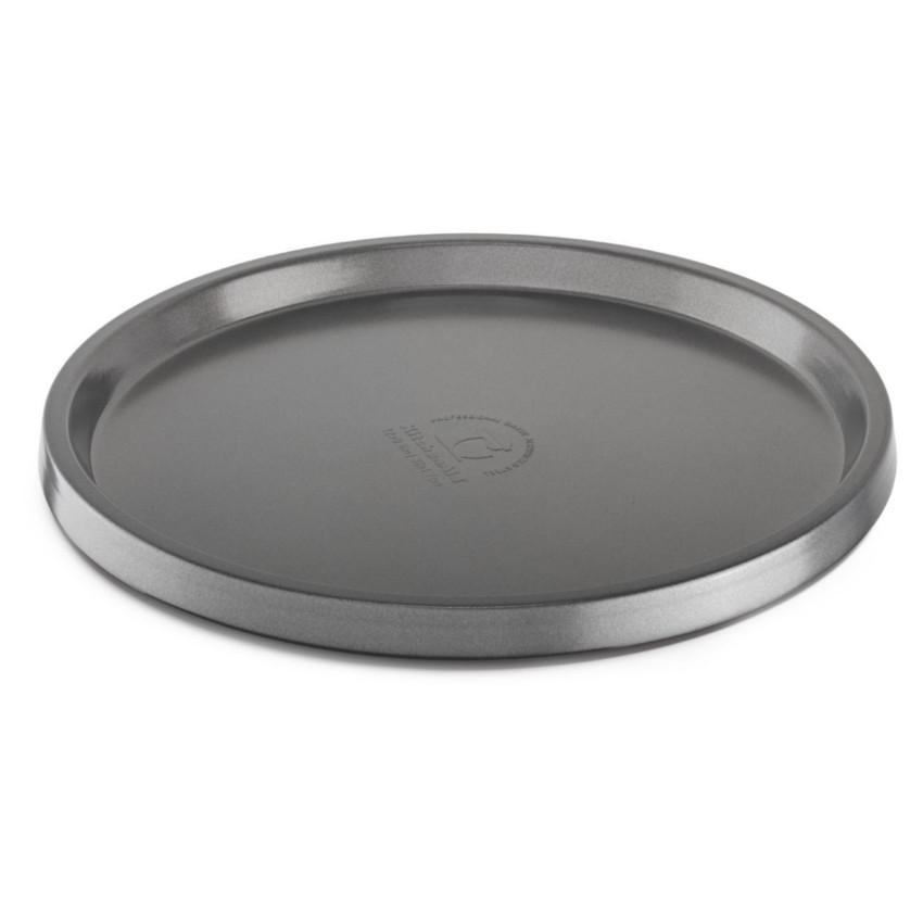 "Professional-Grade Nonstick 12"" Thin Crust Pizza Pan"