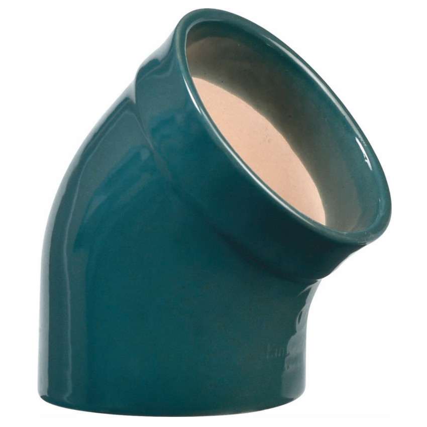 Emile Henry Blue Flame Ceramic 12 Ounce Salt Pig