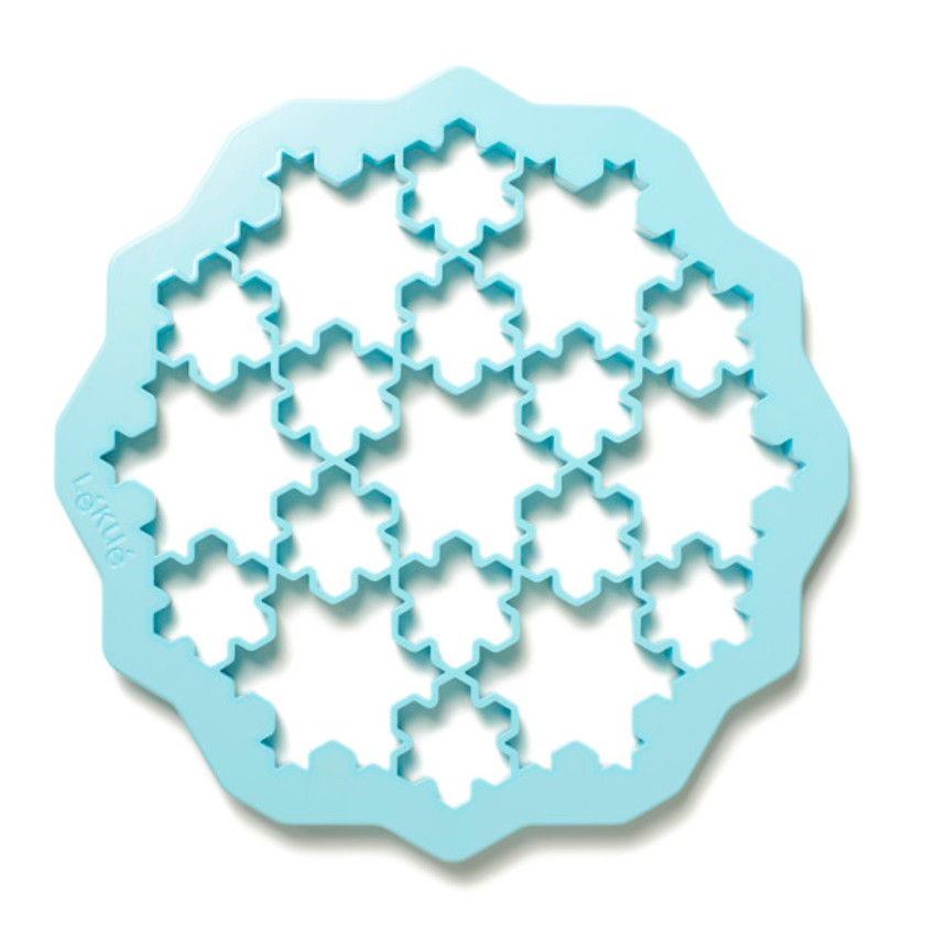 Lekue Snowflake Cookie Cutter Puzzle