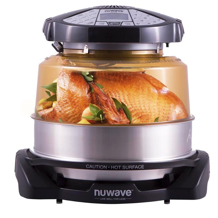 NuWave Elite Oven with Extender Ring Kit