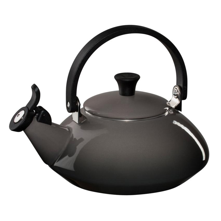 Le Creuset Oyster Enamel On Steel 1.5 Quart Zen Tea Kettle