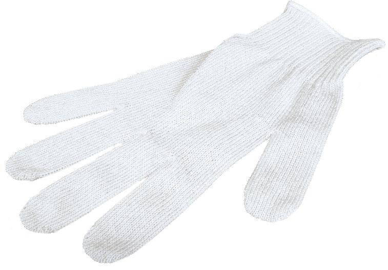 Victorinox PerformanceShield 2 Large White Polyester Safety Cut Resistant Glove