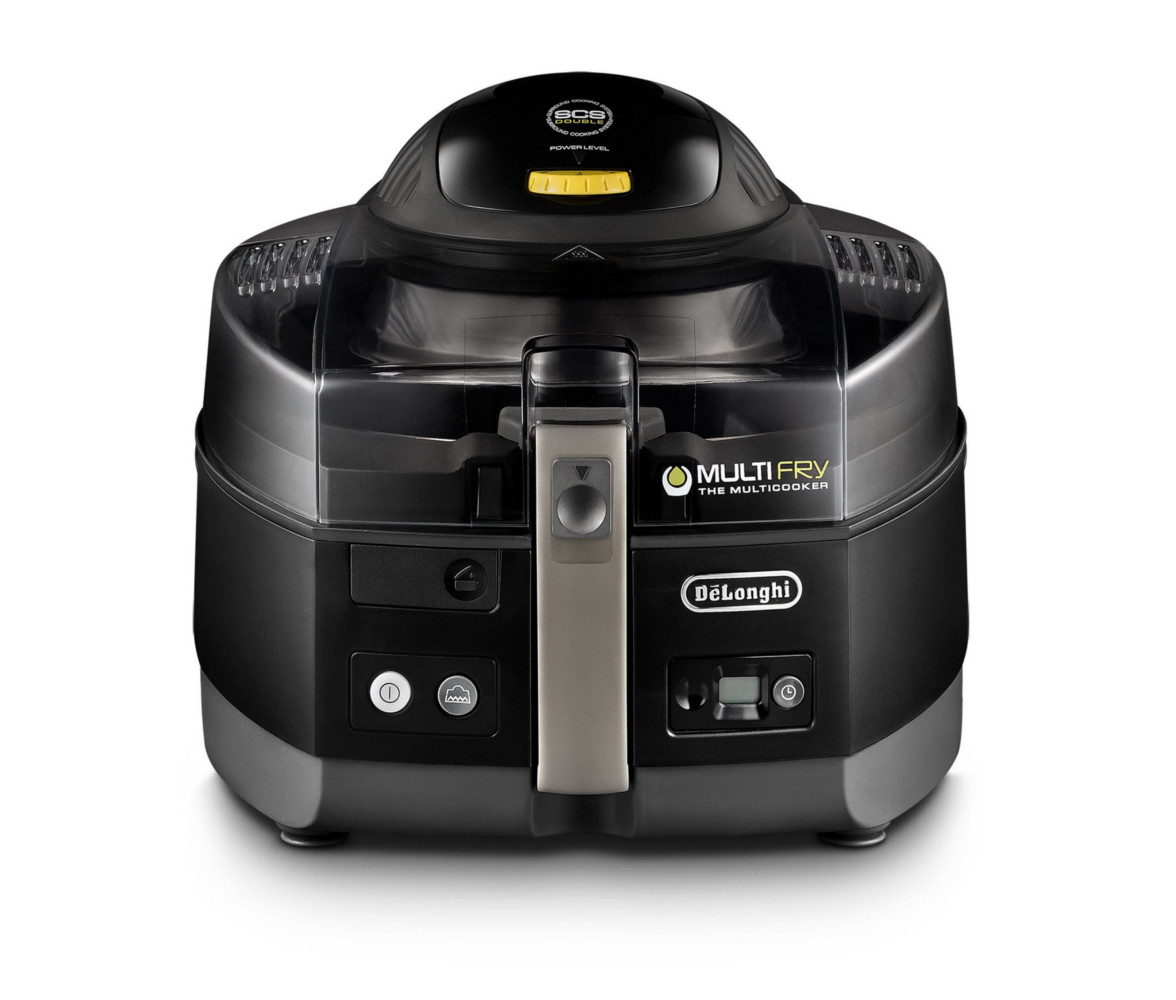 DeLonghi Multifry Low-Oil Fryer and Multi-Cooker