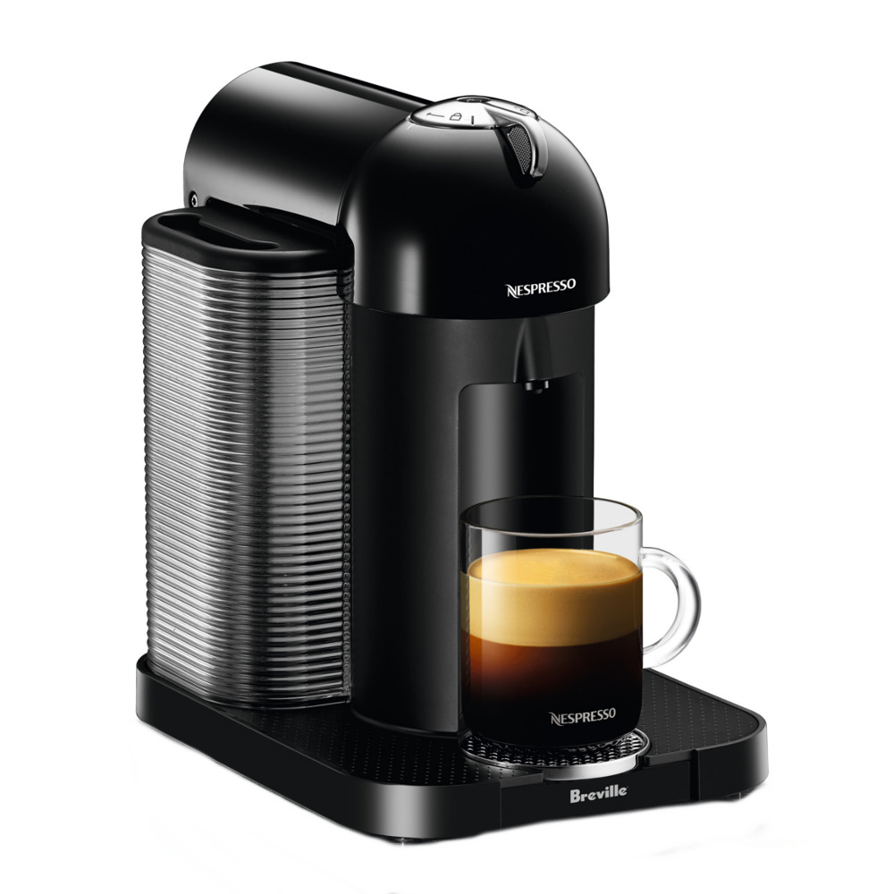 Breville Nespresso Vertuo Black Coffee Machine