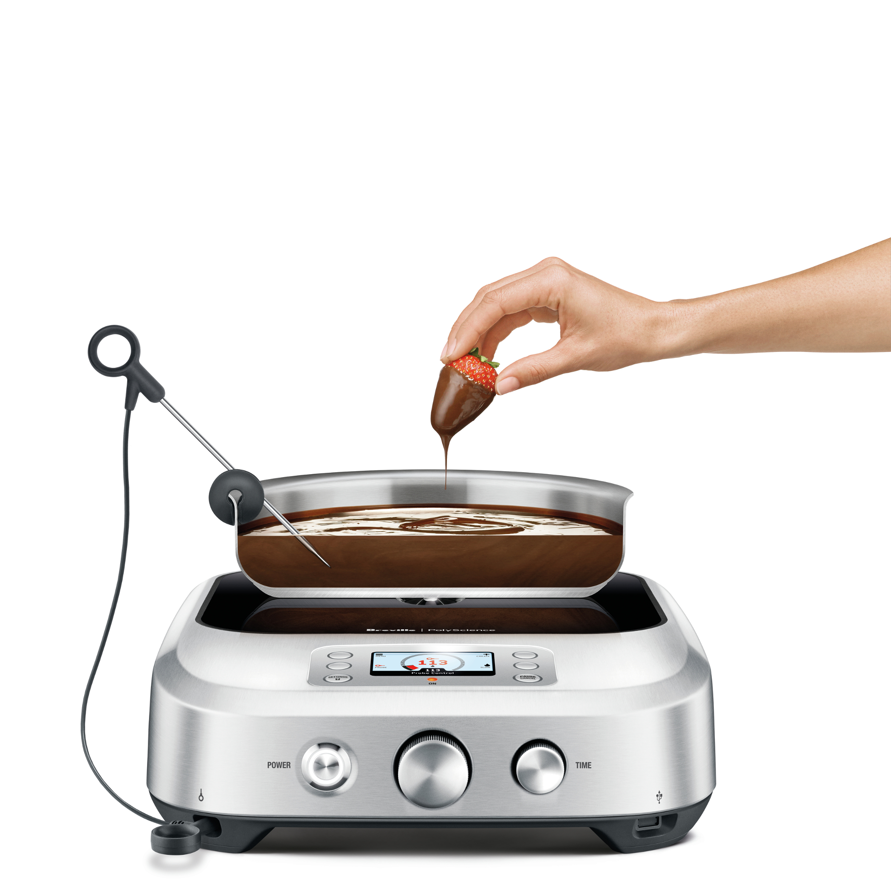 the Control Freak Temperature Controlled Induction Cooking System, 120V