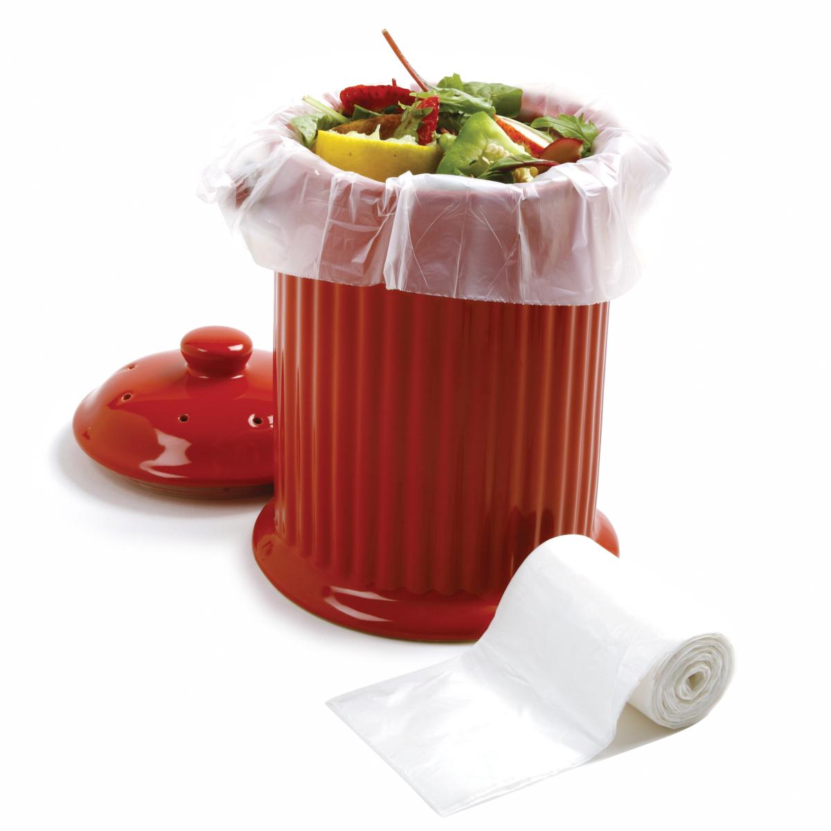Norpro Bio-Degradable Compost Bag, Set of 50