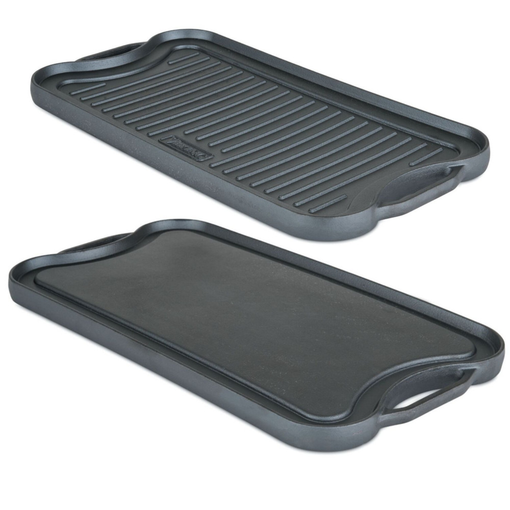 Viking 20 Inch Reversible Cast Iron Grill/Griddle
