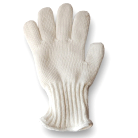 Chef's Planet White Heat Resistant Oven Glove