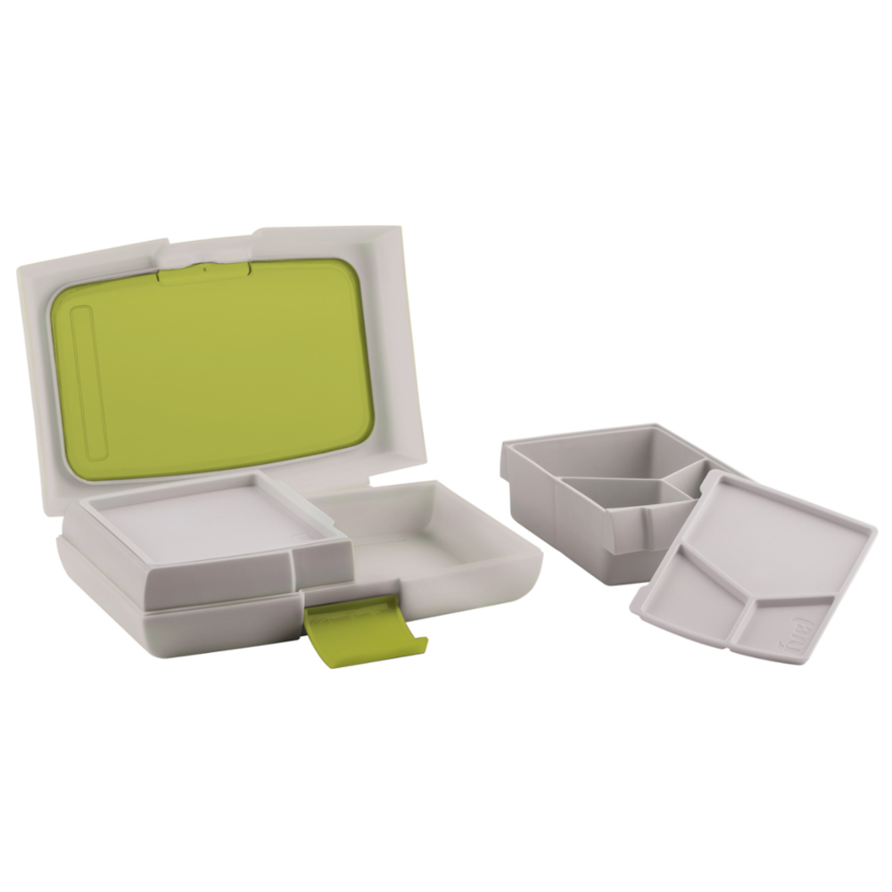 FUEL BENTO BOX GREEN 6/CDU