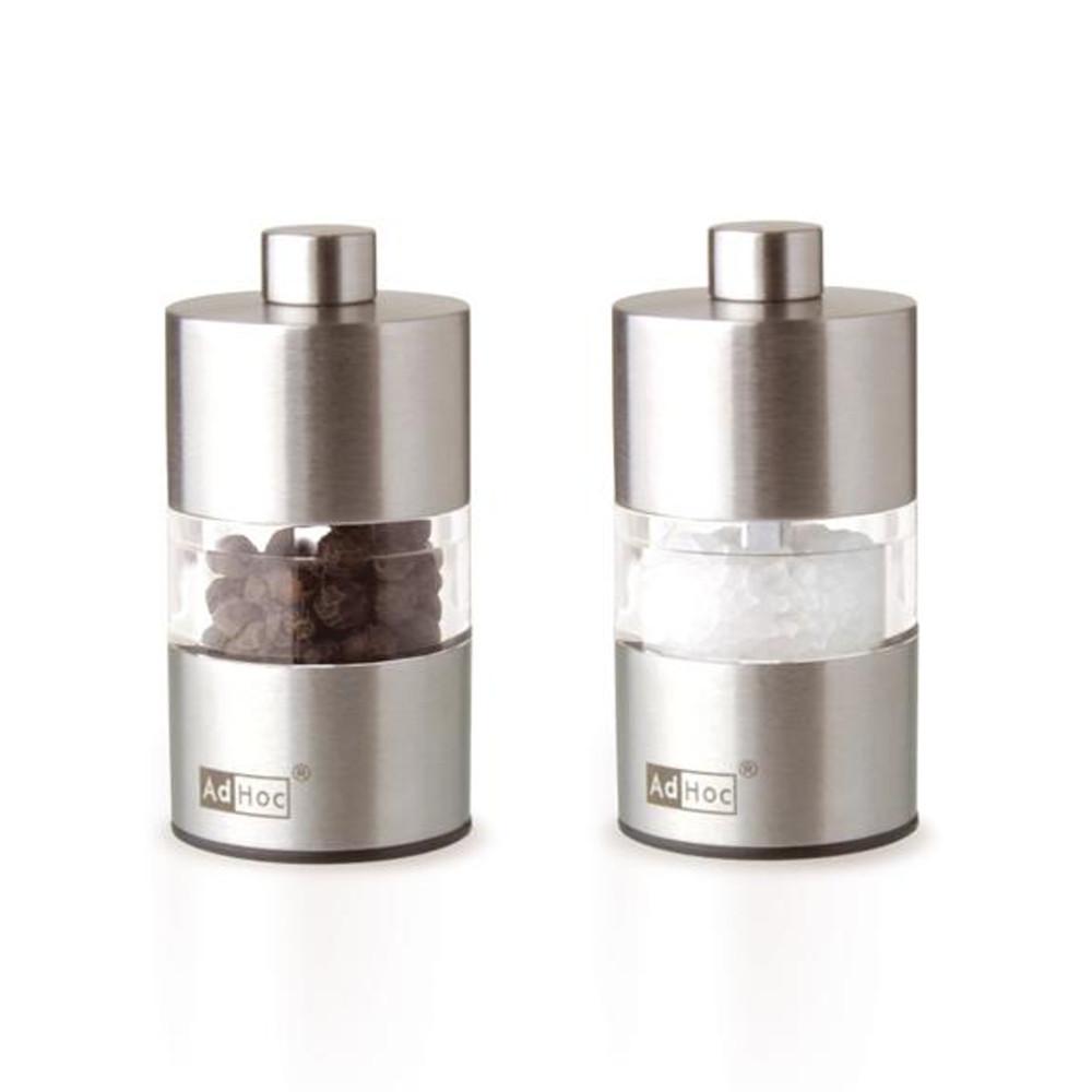 """MINI S&P Mini-Mill Set 1.3x2.4""""/3x6cm SS"""