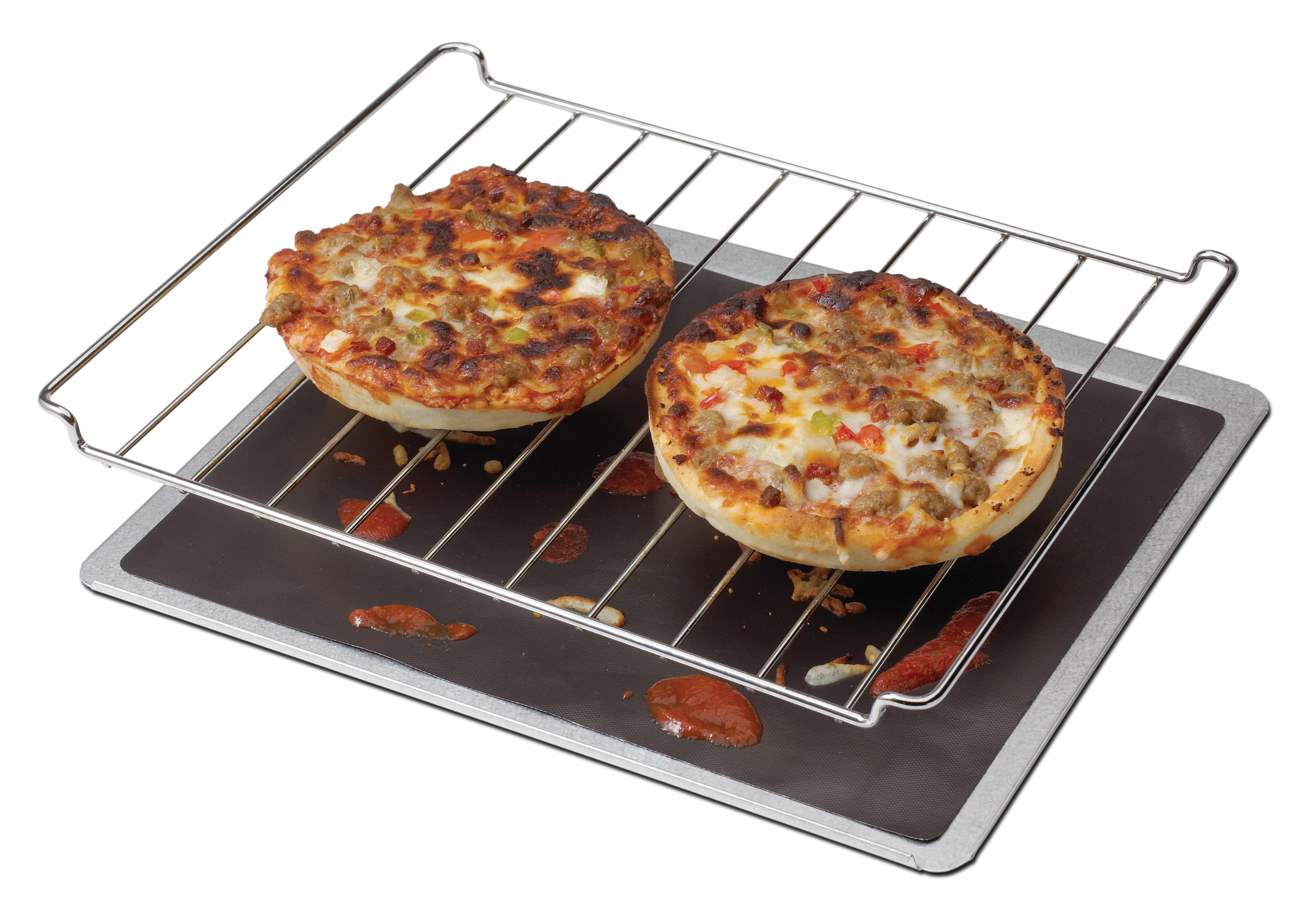Chef's Planet Nonstick Toaster Oven Liner