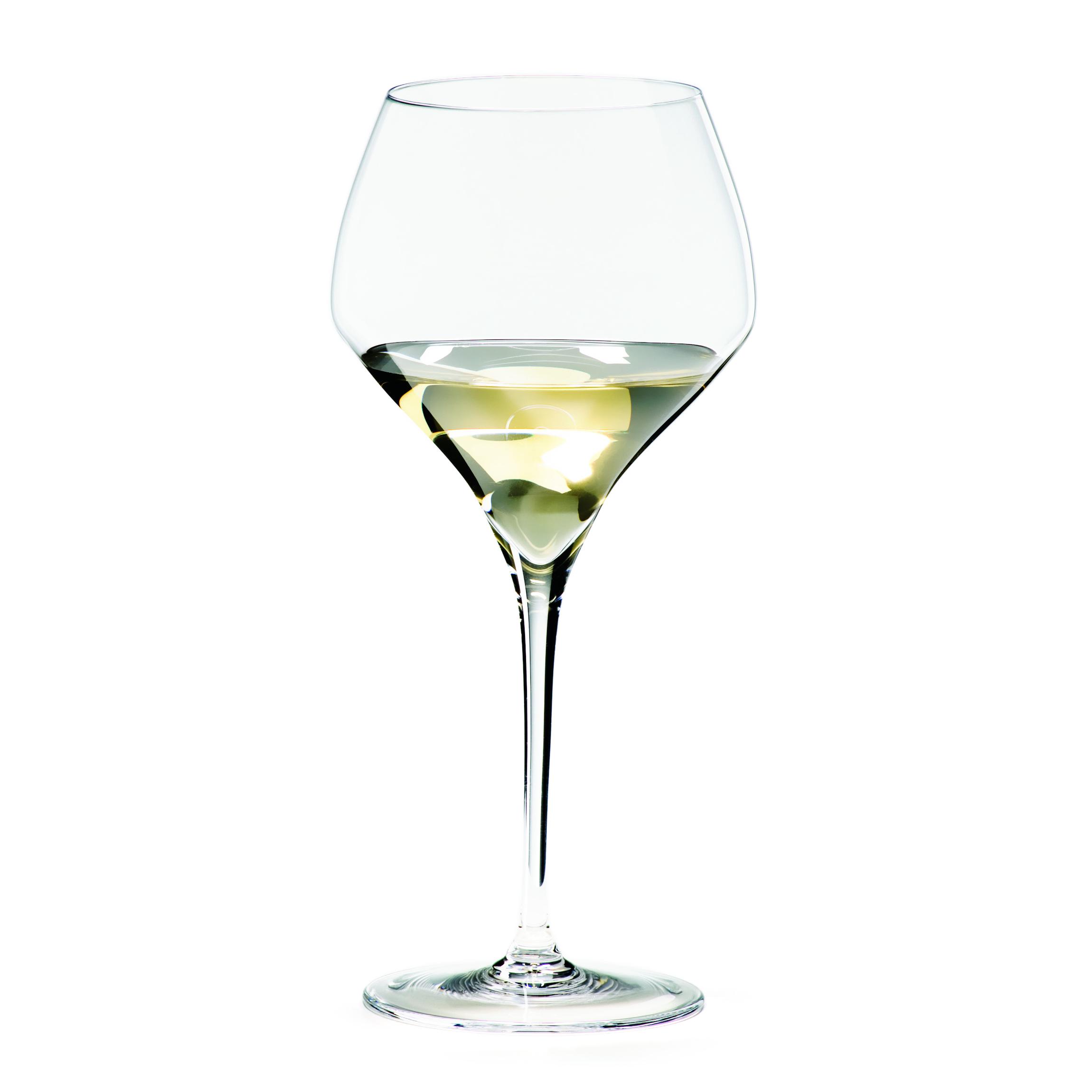 Riedel Vitis Leaded Crystal Oaked Chardonnay Montrachet Glass, Set of 2