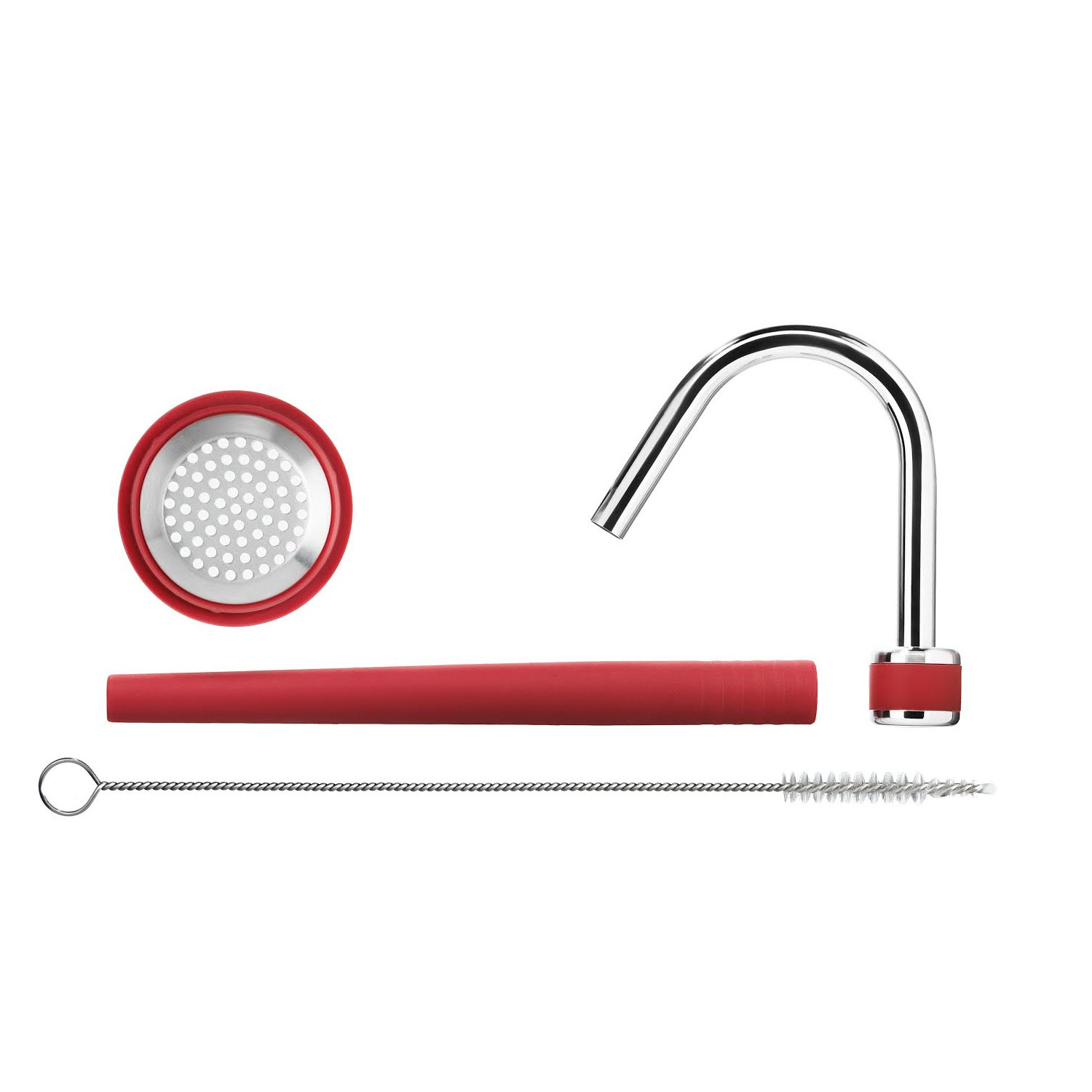 iSi Red Rapid Infusion Tool Kit for Gourmet Whip! Cream Whipper
