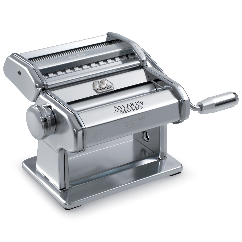 Atlas Marcato 150 Silver Pasta Maker Machine