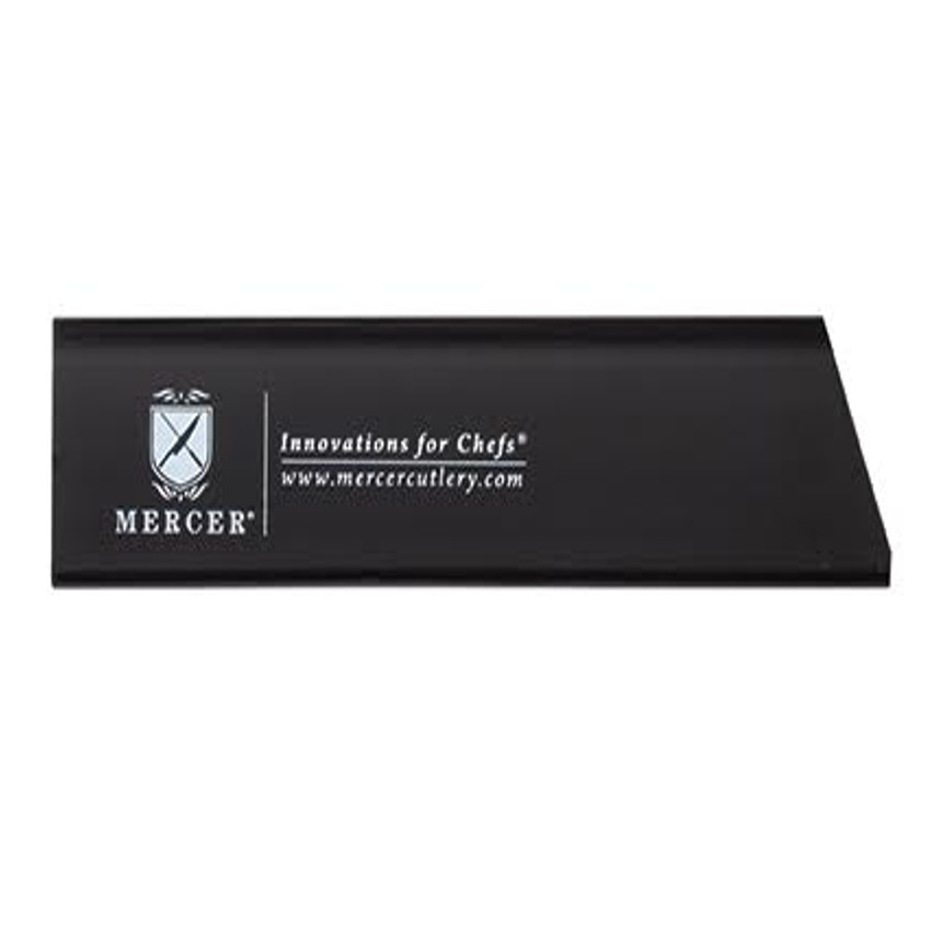 Mercer Innovations White Knife Guard, 8 x 2 Inch