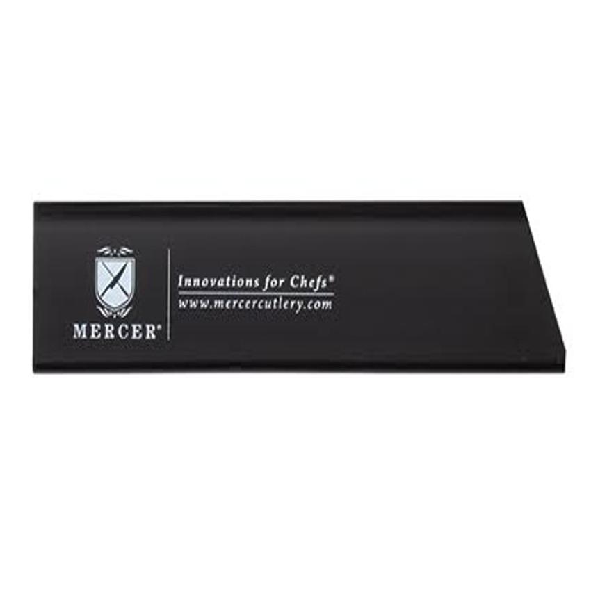 Mercer Innovations White Knife Guard, 8 x 2 Inch
