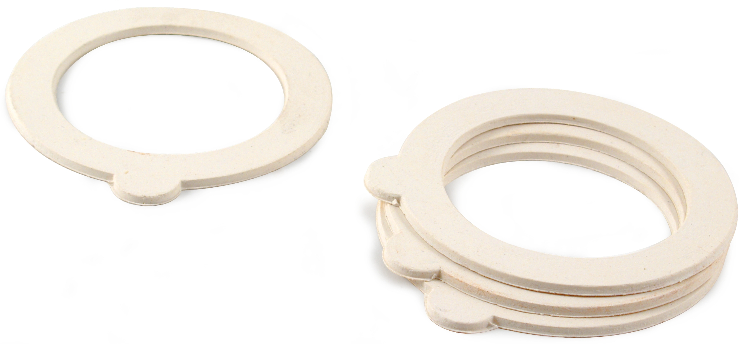 Grant Howard Rubber Canning Jar Gasket, Set of 4