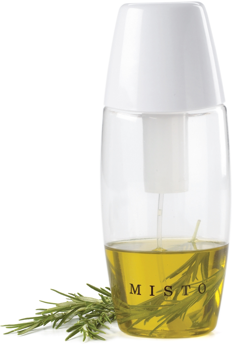 Misto Gourmet Clear Acrylic Olive Oil Sprayer