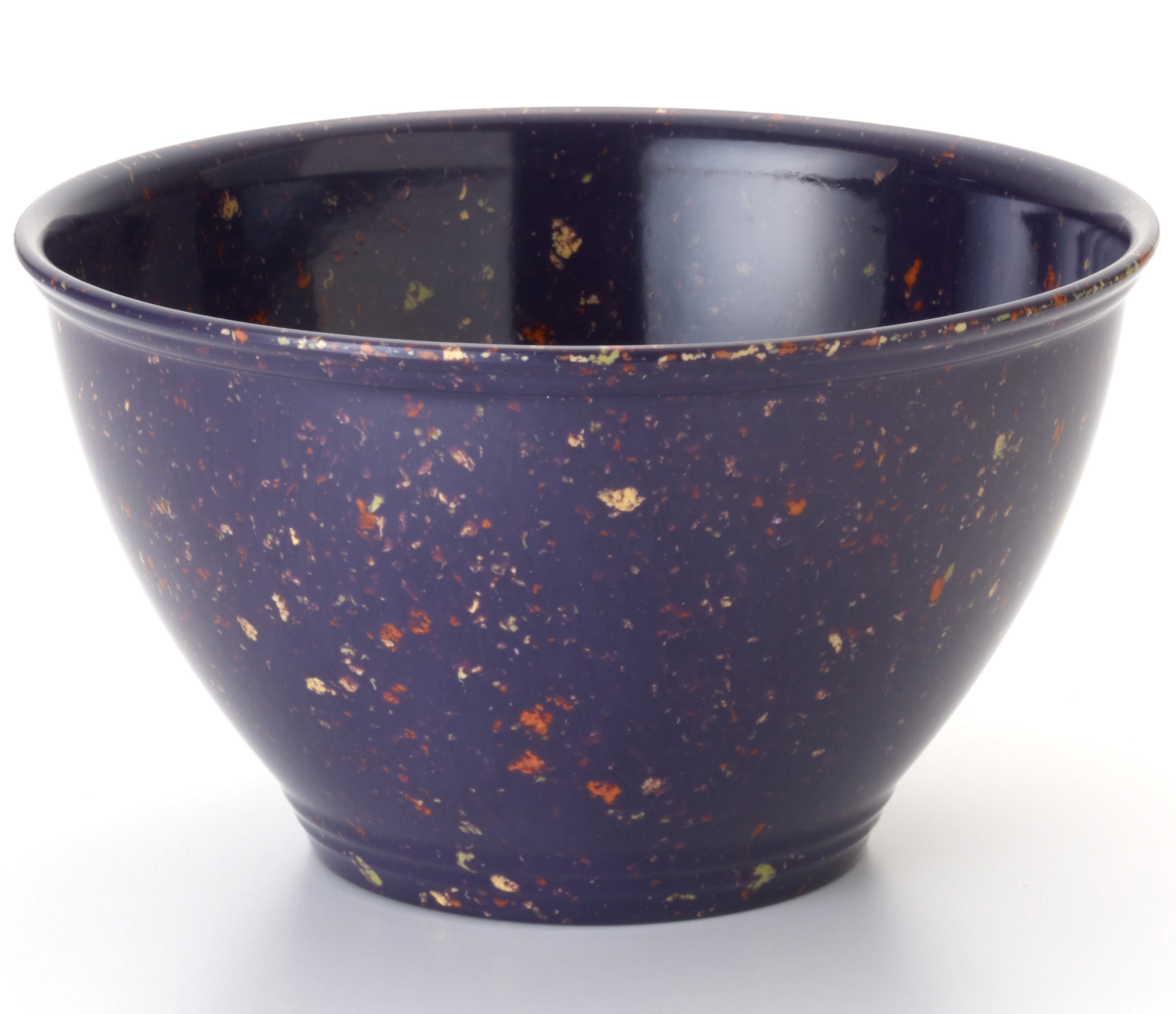 Rachael Ray Purple Footed Garbage Bowl